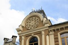 Grodno Synagogue , belarus - stock photo