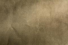 burlap fabric ideal as background or for blending purposes - stock photo