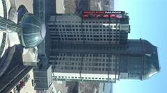 Fallsview Casino Niagara in Niagara Falls, Ontario Canada Arkistovideo