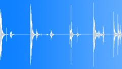 Falling Wooden Board Pack 01 Sound Effect