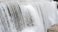 Waterfall in Montenegro Stock Footage