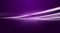 4K Purple Streaks Light Abstract Animation Background Seamless Loop. - stock footage