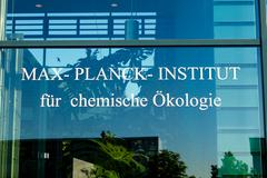 JENA, GERMANY - MAY, 08, 2011: Max Planck Institute for Chemical Ecology is l - stock photo