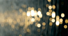 Abstract sea sparkles - stock footage