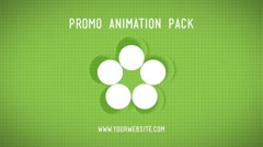 Promo Animation Pack - stock after effects