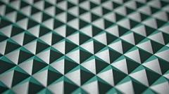 Infinite knurled chrome surface, version 3 Stock Footage