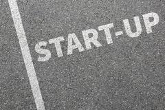 Start-up startup start up business concept launch launching founding new comp Stock Photos