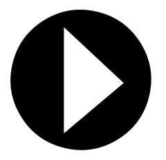 Play Button Symbol Stock Illustration