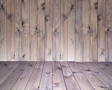 Light wood background for the product Stock Photos