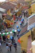 Hoian old town, Hoi An, Vietnam, travel, Viet Nam Kuvituskuvat