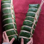 Vietnamese food, traditional food, vietnam banh tet Kuvituskuvat