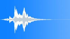 Scary metal screechy gliding - sound effect