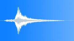 Horror cymbal low resonance - sound effect