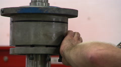 Industrial assembly Stock Footage