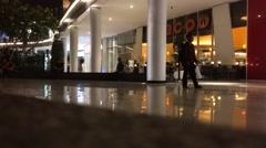 Central Park West Jakarta Stock Footage