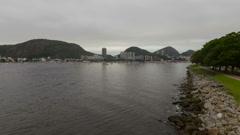 City sights of Rio de Janeiro - stock footage