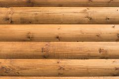 Wooden background with horizontal boards Stock Photos