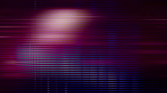 TV screen pixels flicker with video motion - Video Flux 057 HD, 4K - stock footage