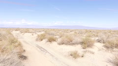 Aerial South California Desert and Water Stock Footage