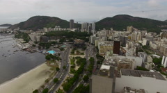 Gogeous sights of Rio de Janeiro - stock footage