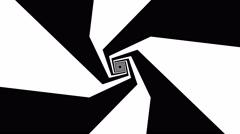 Gobo Mask Cross revolves Stock Footage