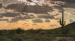 Sun/cloud Time Lapse - stock footage