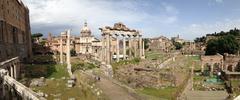 Imperial Fora | Rome Stock Photos
