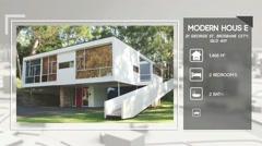 Single Real Estate Promo Kuvapankki erikoistehosteet