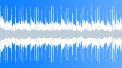 Life Between Meltdowns - Uplifting Romantic Pop Rock (loop 5 background) - stock music