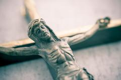 Crucifix, jesus christ on the cross Kuvituskuvat