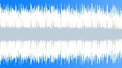 Sleeper Agent - Dramatic Cinematic Dark Indie Electropop (loop 8 background). - stock music