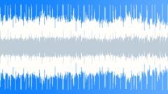 Sleeper Agent - Dramatic Cinematic Dark Indie Rock (loop 1 background) - stock music