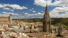 Toledo, Spain. Stock Footage