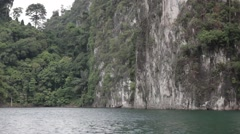 Khao Sok National Park Stock Footage
