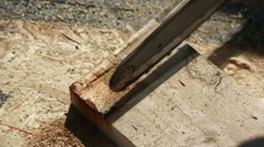 Power saws wood saws,Timber Stock Footage