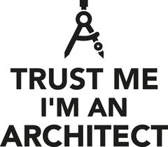 Trust me I'm an architect Stock Illustration