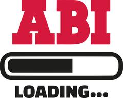 Abi loading - stock illustration