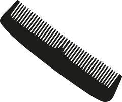 Hairdresser comb Stock Illustration