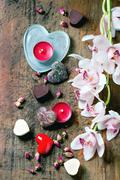 St Valentine Greeting Card Stock Photos