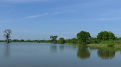 Mau Ara Reservoir Stock Footage