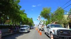 Key West FL 4k Stock Footage