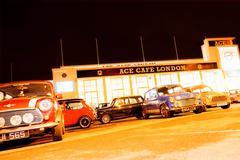 Ace Cafe Kuvituskuvat