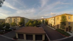 Orange County, CA GoPro . Time Lapse Stock Footage