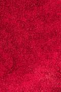 Red color carpet texture Stock Photos