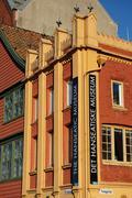 Hanseatic museum building, Bryggen, Bergen, Norway, Hordaland, Scandinavia Stock Photos
