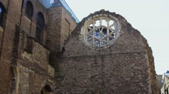 Winchester palace Stock Footage
