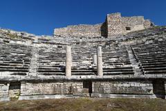 Miletus Amphitheater View Stock Photos