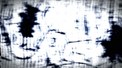 Flickering Noise Old Tape Blue Grey Transitions Background - stock footage