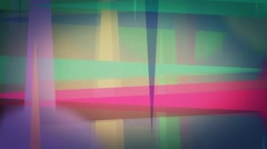 Colorful overlay video for nightclubs Stock Footage