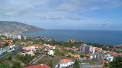 Madeira island time-lapse. Stock Footage